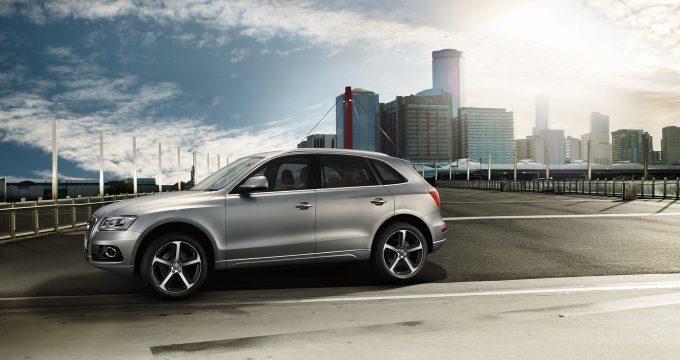 Audi Q5 SUV - Noleggio Lungo Termine con Auto No Problem