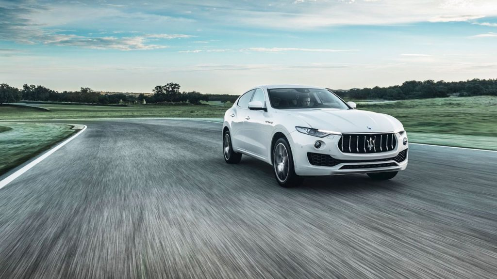 Levante: il SUV Maserati di lusso per il tuo noleggio a ...
