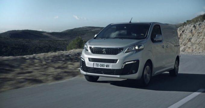 Peugeot Expert - veicolo commerciale a noleggio lungo termine