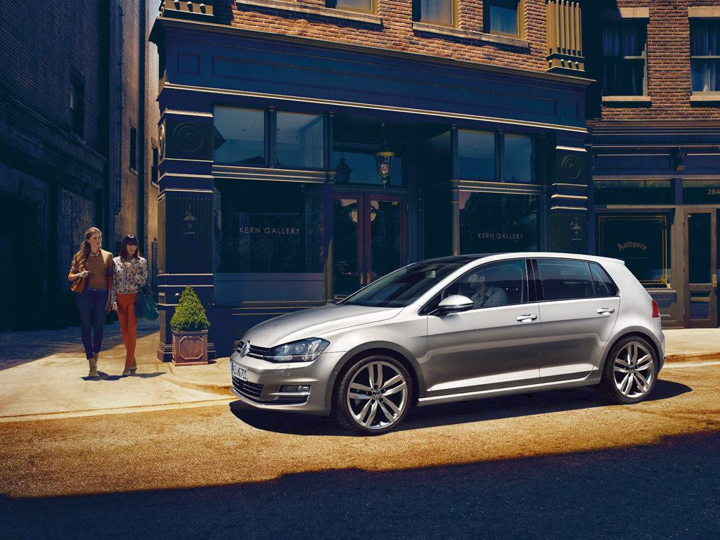 Volkswagen Golf: una delle migliori berline per il noleggio a lungo termine | Auto No Problem