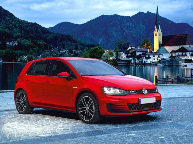 volkswagen golf per noleggio lungo termine | Auto No Problem