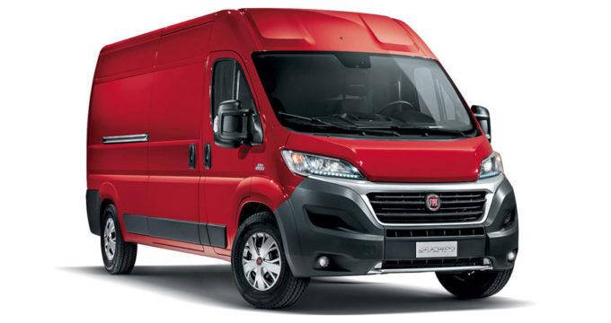 Fiat Ducato - vettura commerciale pe ril noleggio a lungo termine