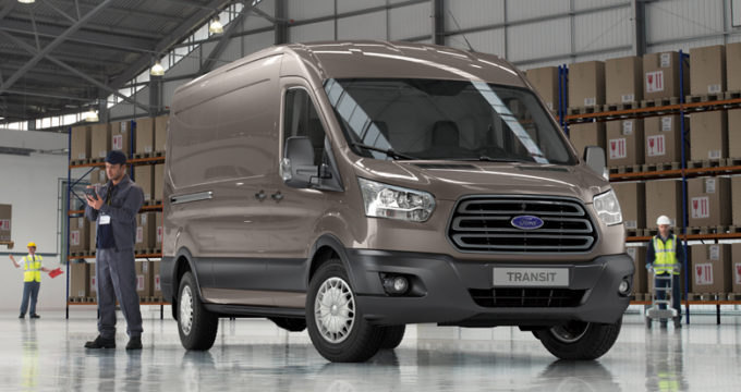 Ford Transit per il noleggio a lungo termine