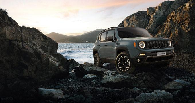 Jeep Renegade 4x4 SUV per noleggio auto a lungo termine | AUTO NO PROBLEM