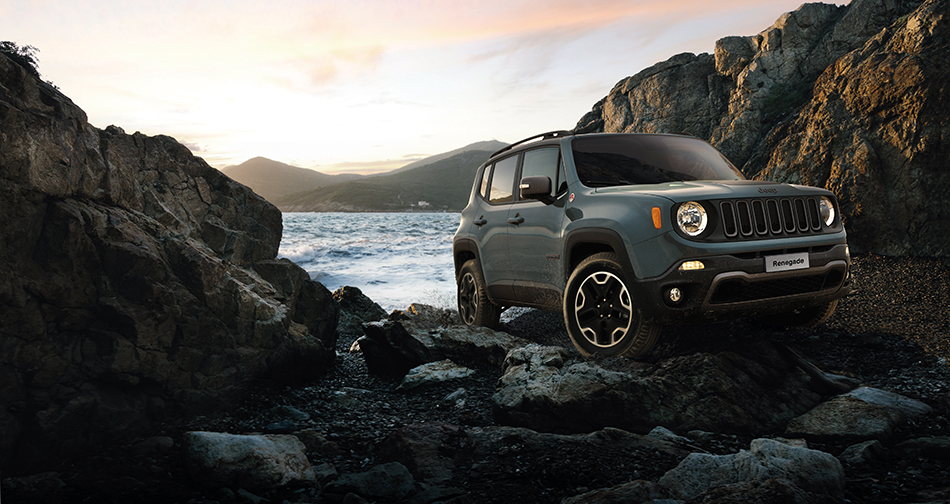 Jeep Renegade Sterrato on Lifted Jeep Anche