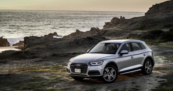 Nuova Audi Q5 SUV per il noleggio auto a lungo termine