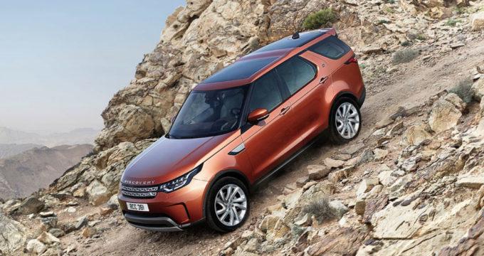 Land Rover: novità 2017 e uno sguardo al prossimo futuro