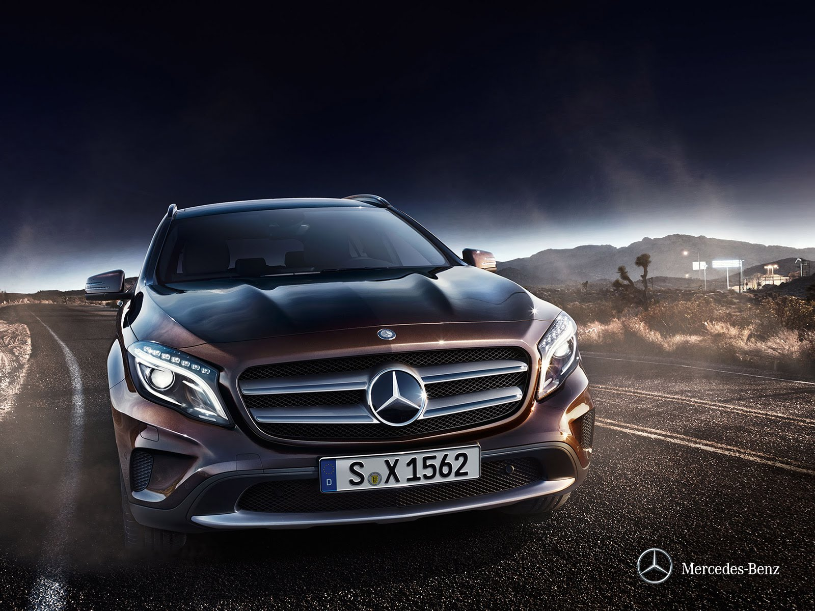 Mercedes uno sguardo alle novit auto pi importanti del for 2017 mercedes benz gla