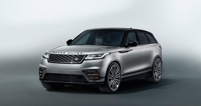 Nuovo Range Rover Velar