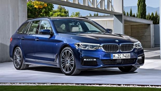 Nuova BMW Serie % Touring