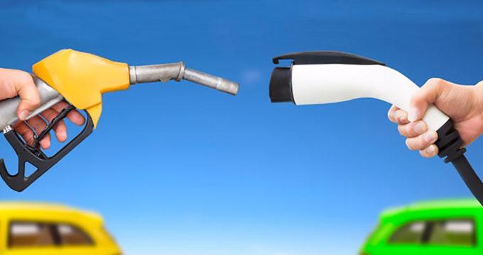 Immatricolazioni Aprile 2018: auto elettriche contro auto a carburante
