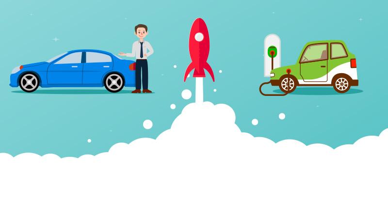 Immatricolazioni Auto Agosto 2018: auto elettriche e noleggio a lungo termine alle stelle