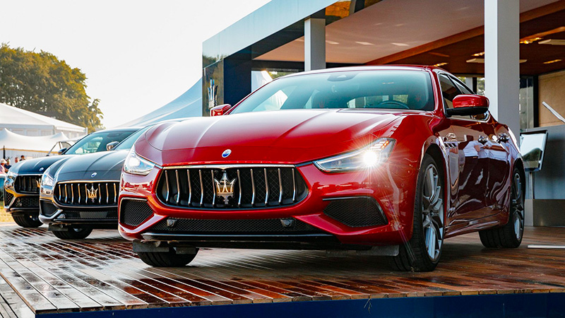 Maserati 2019 - Goodwood Festival Of Speed 2018