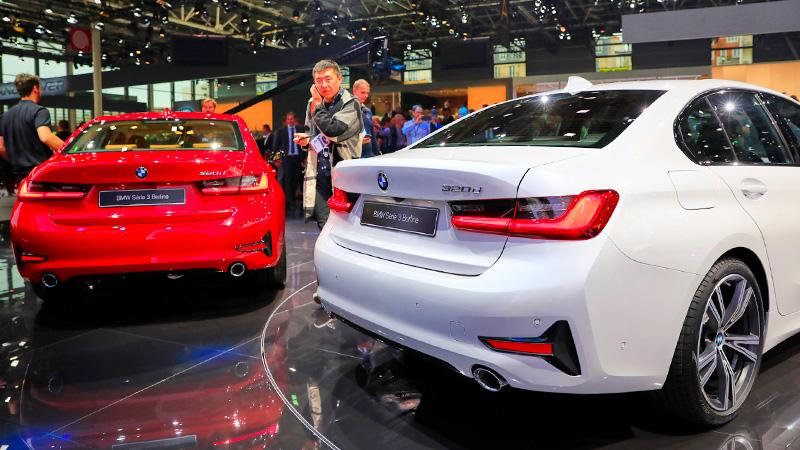 Nuovi modelli BMW 2019 presentati al Salone di Parigi