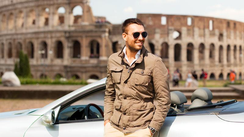 Le auto più noleggiate in Italia