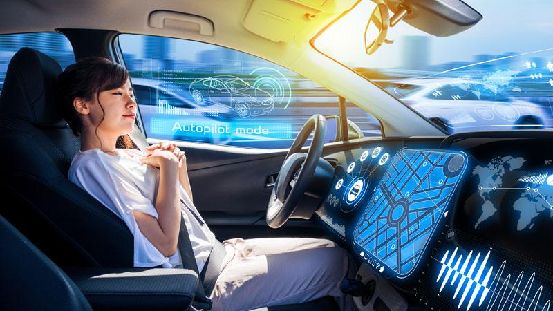 Guida autonoma 2018