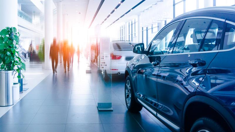 Andamento mercato auto 2018