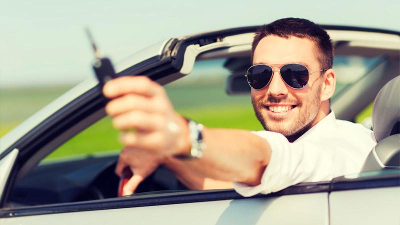 Noleggio lungo termine auto privati