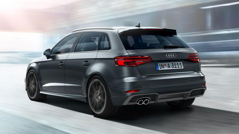 Nuova Audi A3 Sportback 2019