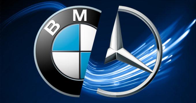Mercedes e BMW collaboreranno sulla guida autonoma e auto elettriche