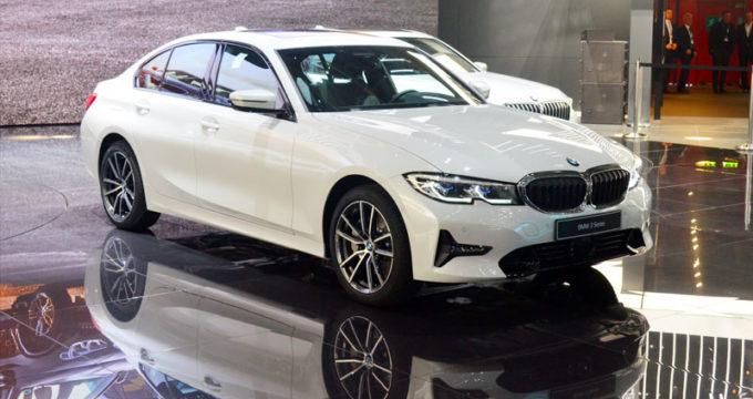 Nuova BMW Serie 3 al Salone di Ginevra 2019