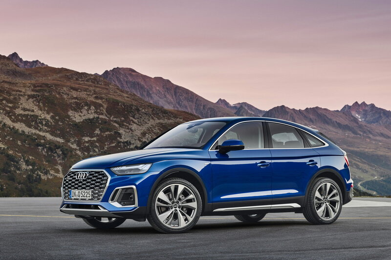 Prova Audi Q5 Sportback a Noleggio Lungo Termine