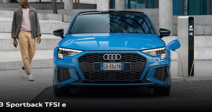 Audi A3 Sportback Hybrid Noleggio a Lungo Termine
