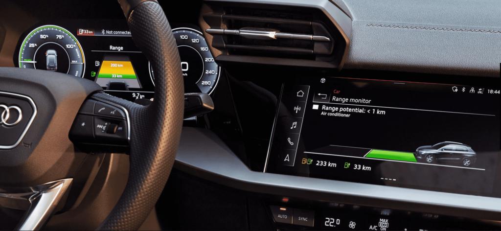 Audi A3 Sportback Ibrida