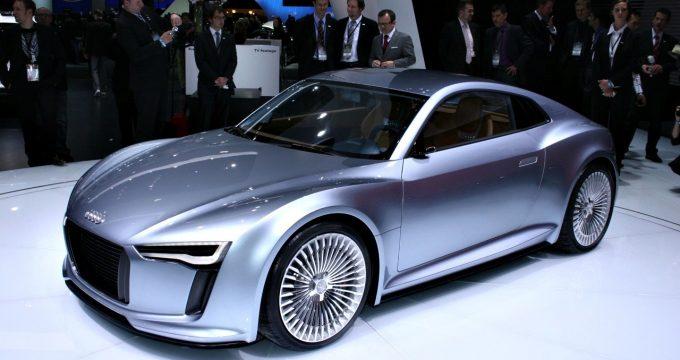 Audi mobilità elettrica