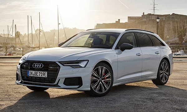 Audi A6 Avant Ibrida