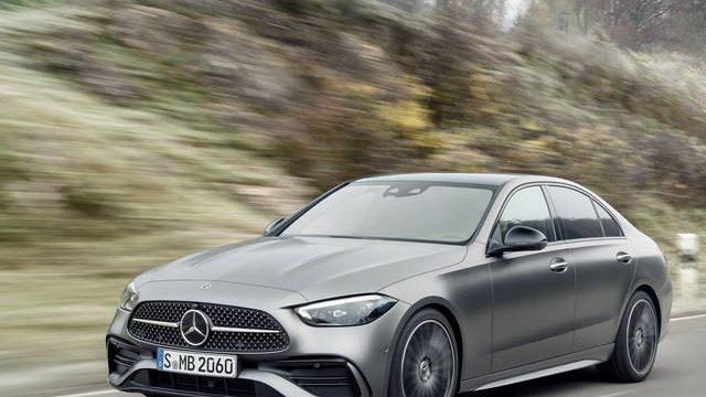 Mercedes Classe C Noleggio a Lungo Termine